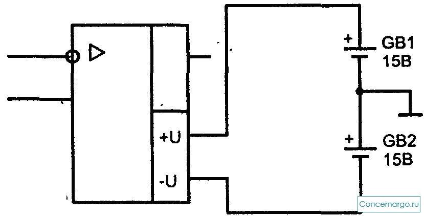 Аналоговая микросхема